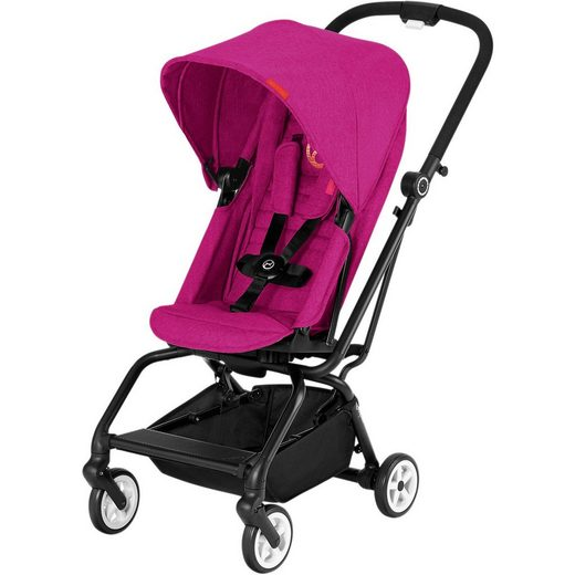 Cybex Buggy Eezy S Twist, Gold-Line, Passion Pink, 2018