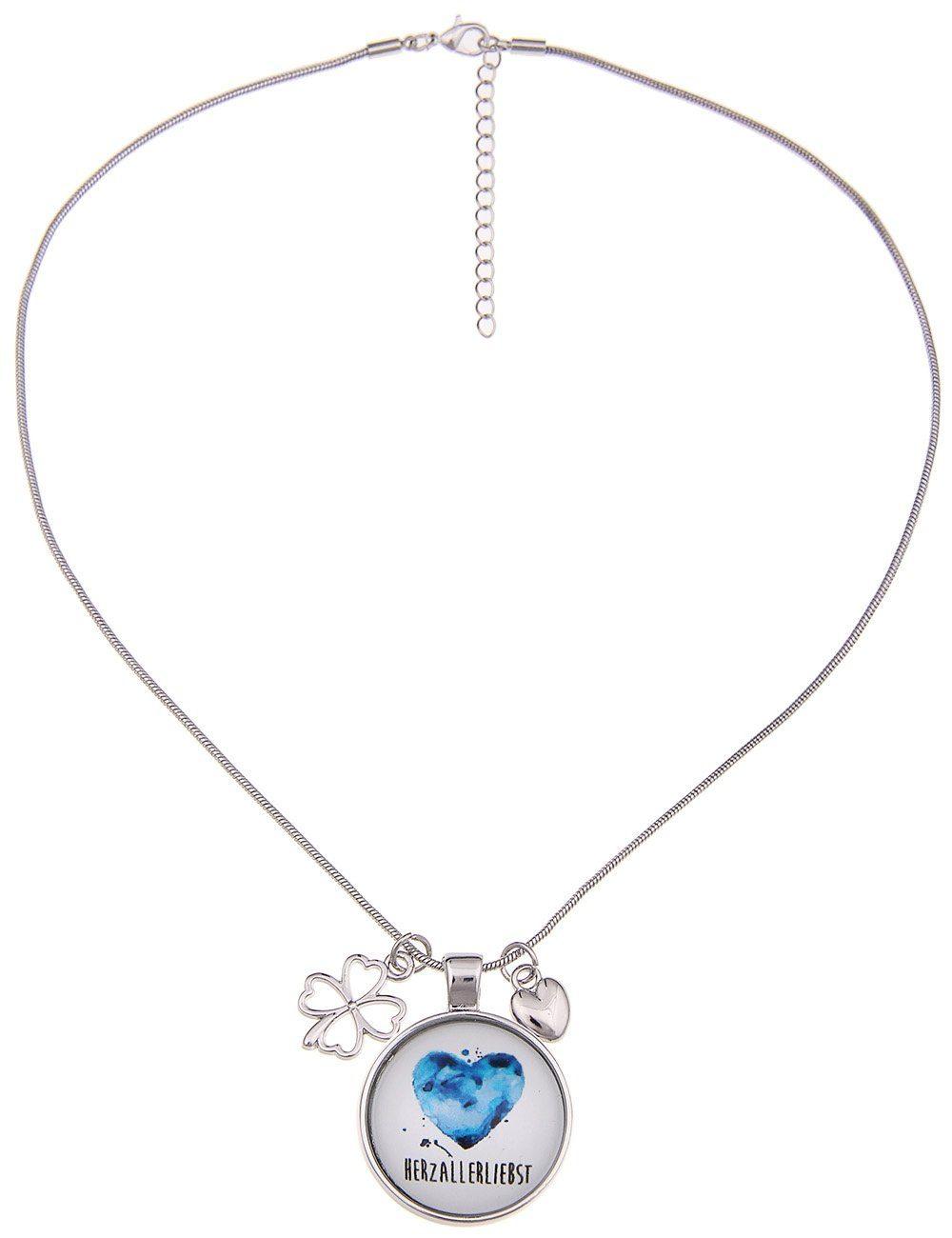 Leslii Halskette mit Trachten-Anhänger