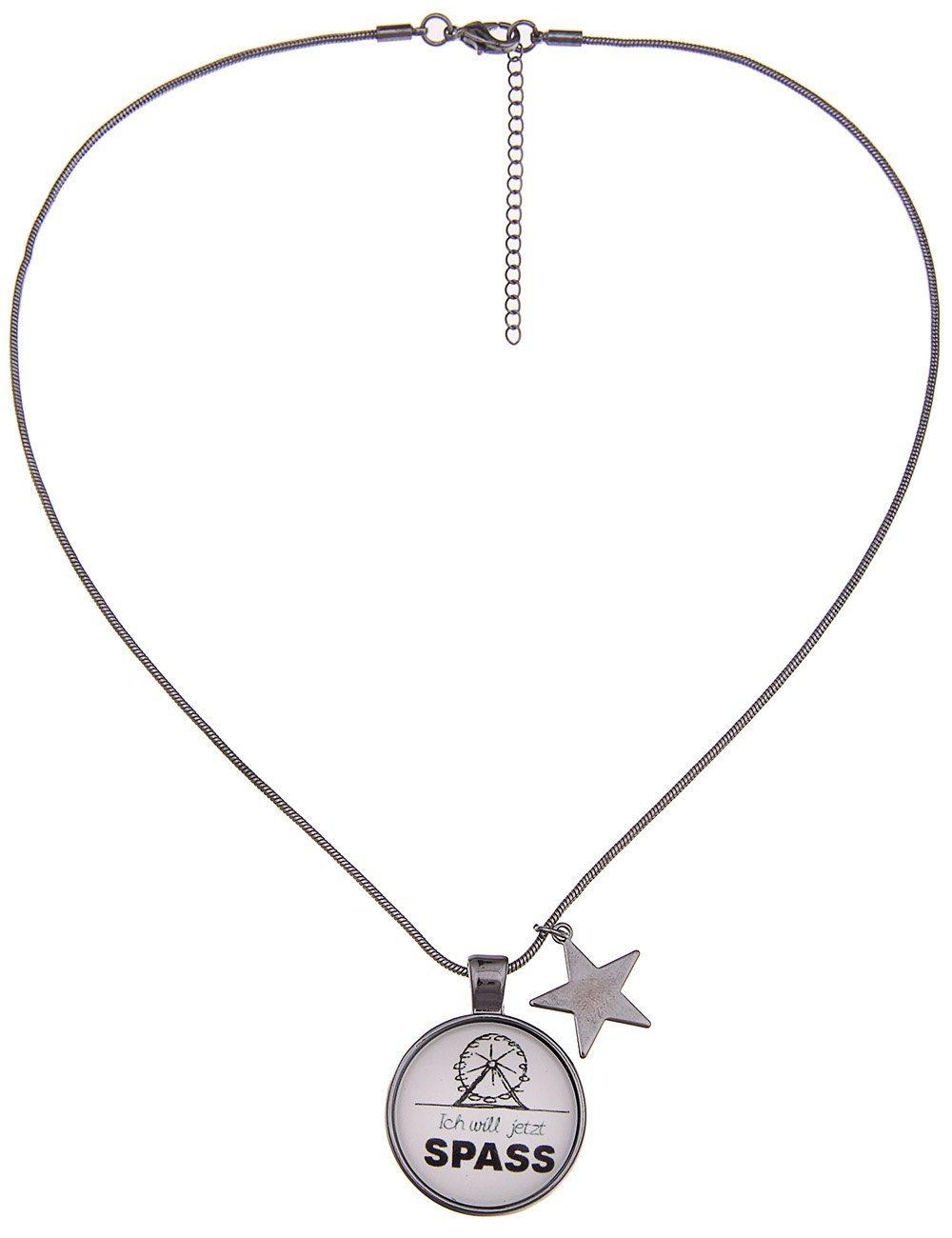 Leslii Trachten-Halskette mit schönem Anhänger