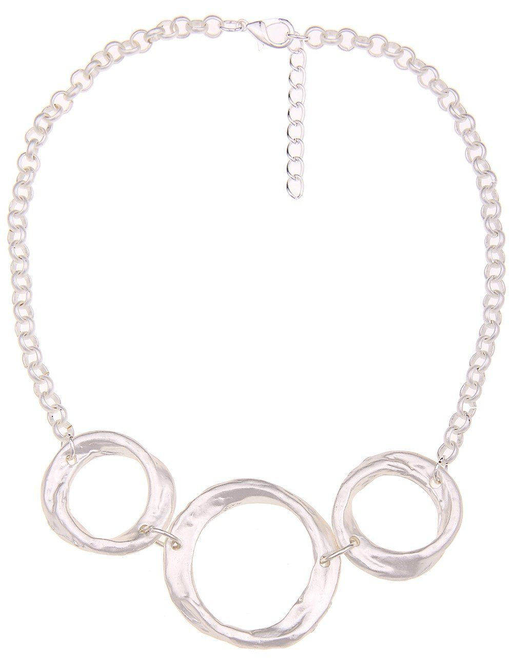 Leslii Halskette in auffälligem Design