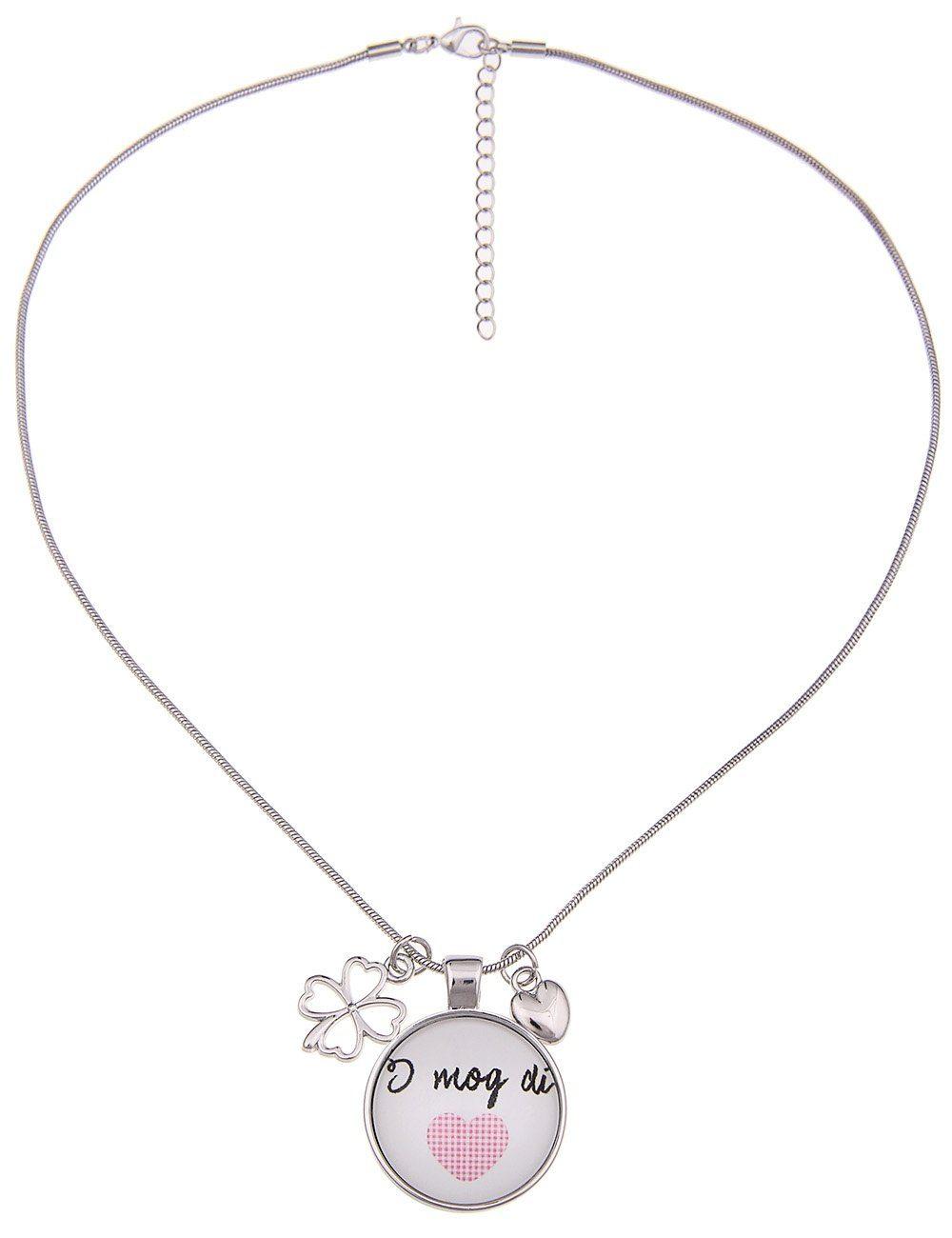 Leslii Halskette für Trachten-Looks