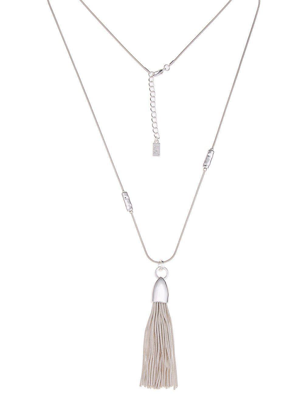 Leslii Halskette mit glänzendem Anhänger