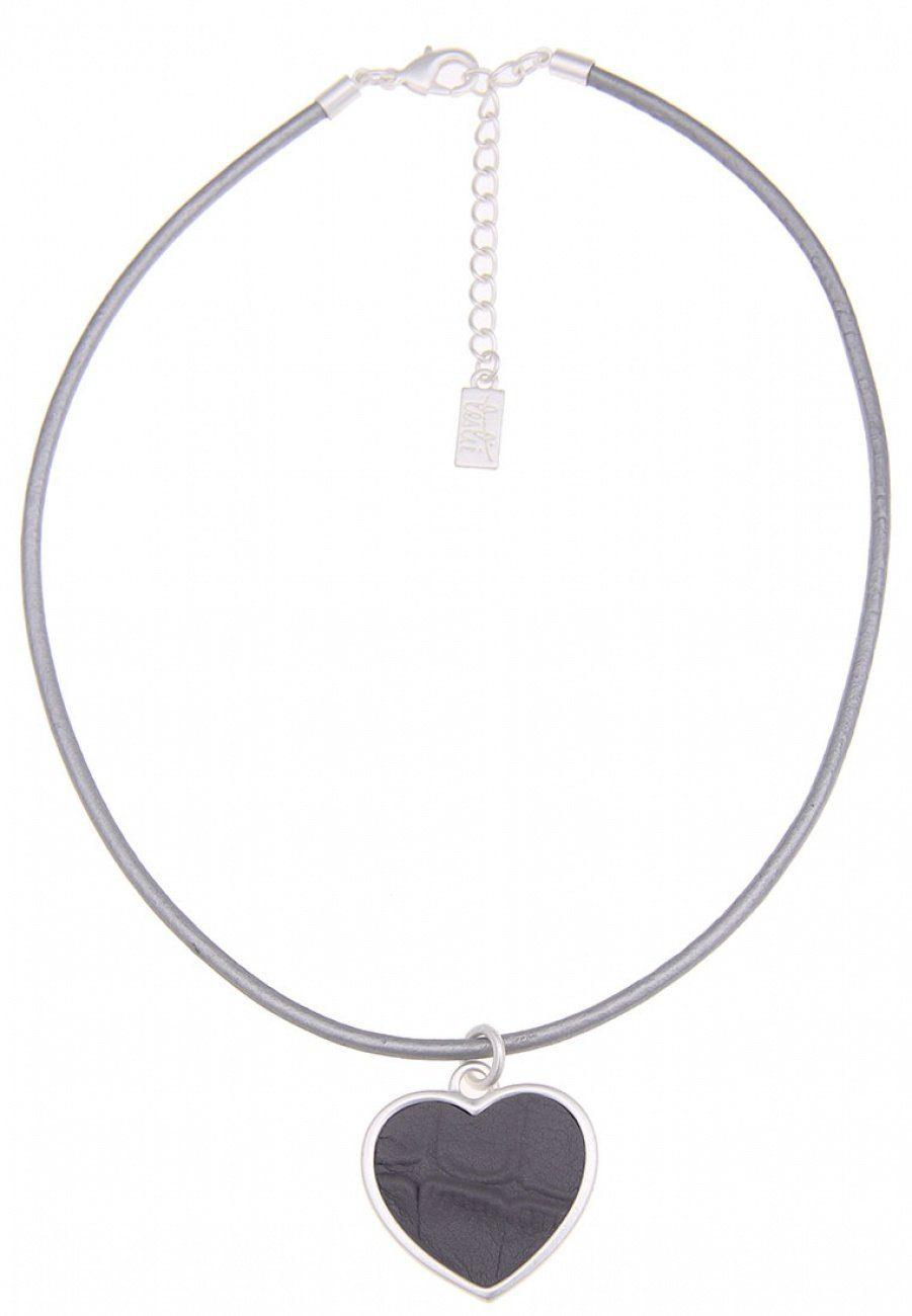 Leslii Halskette mit Herz-Anhänger
