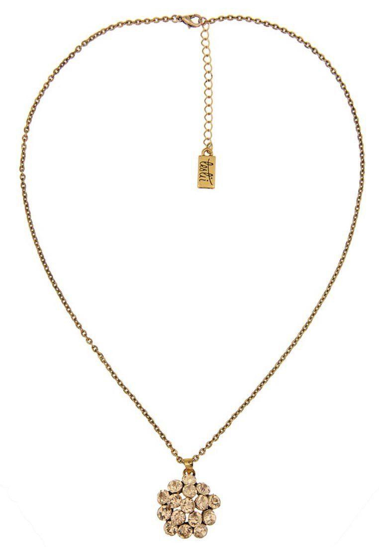 Leslii Halskette mit aufwendiger Strassbesetzung