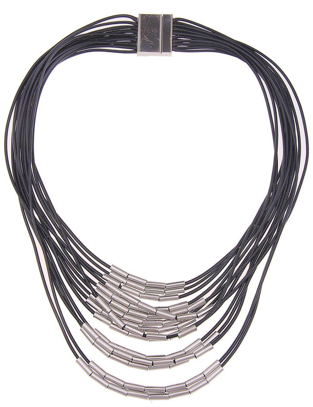 Leslii Halskette mit Magnetverschluss