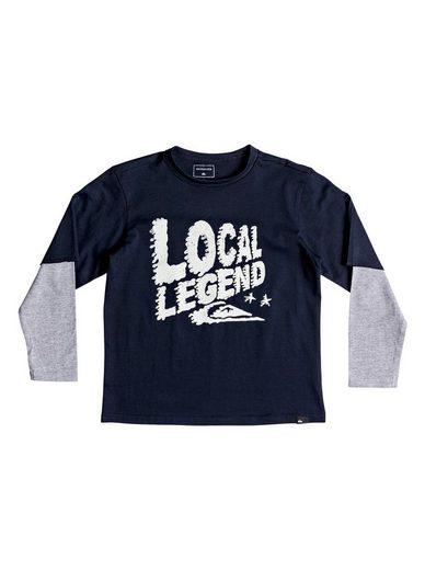 Quiksilver Langarmshirt »Legend«