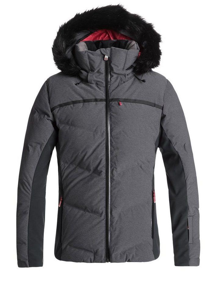 Roxy Snowboardjacke »Snowstorm« | Sportbekleidung > Sportjacken > Snowboardjacken | Schwarz | Roxy