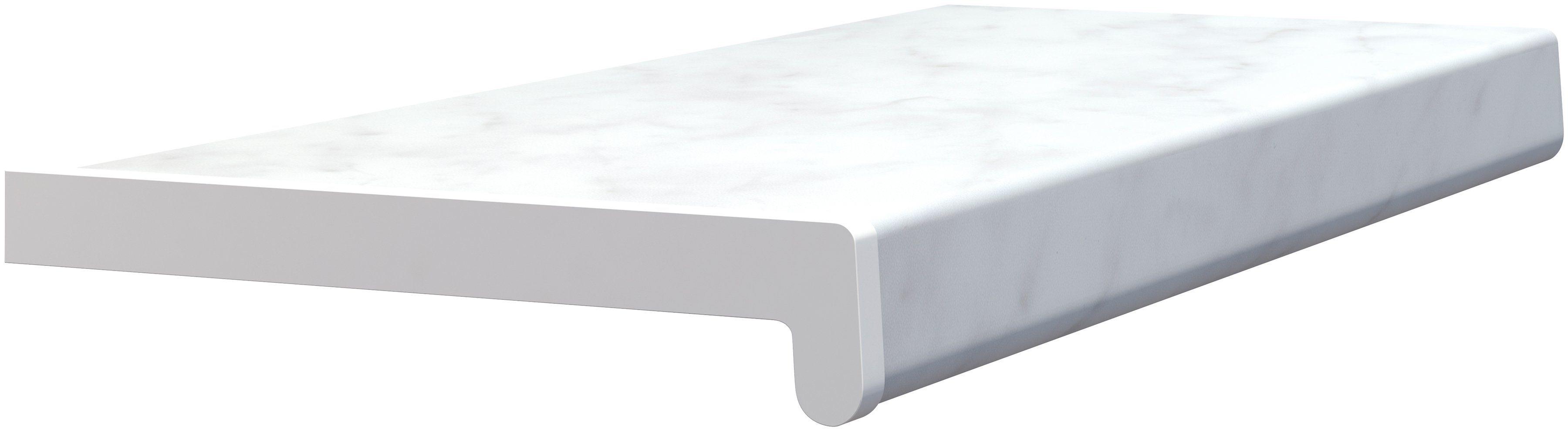 BAUKULIT Fensterbank , LxT: 150x25 cm, Marmor