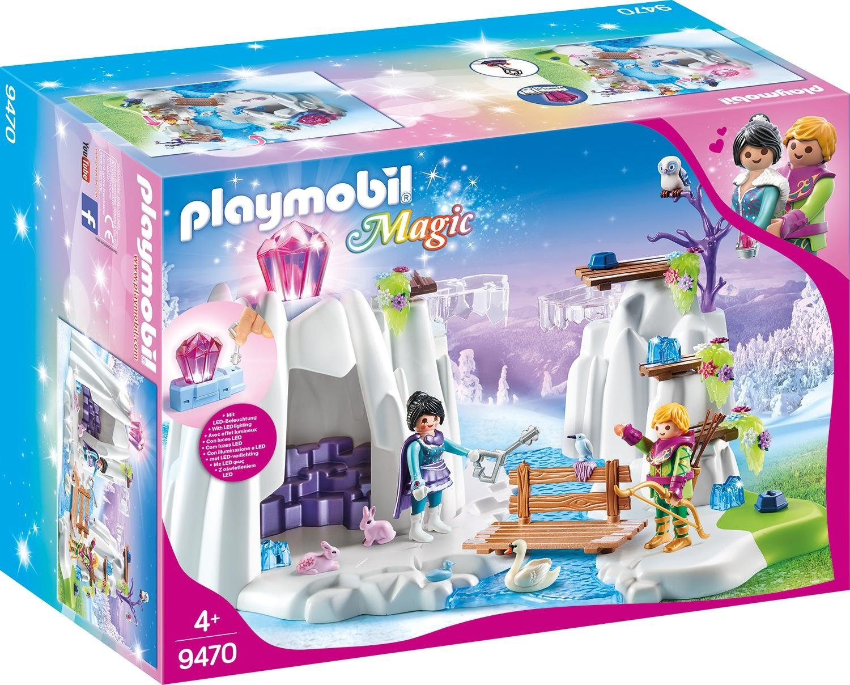 Playmobil® Suche nach dem Liebeskristall (9470), »Magic«