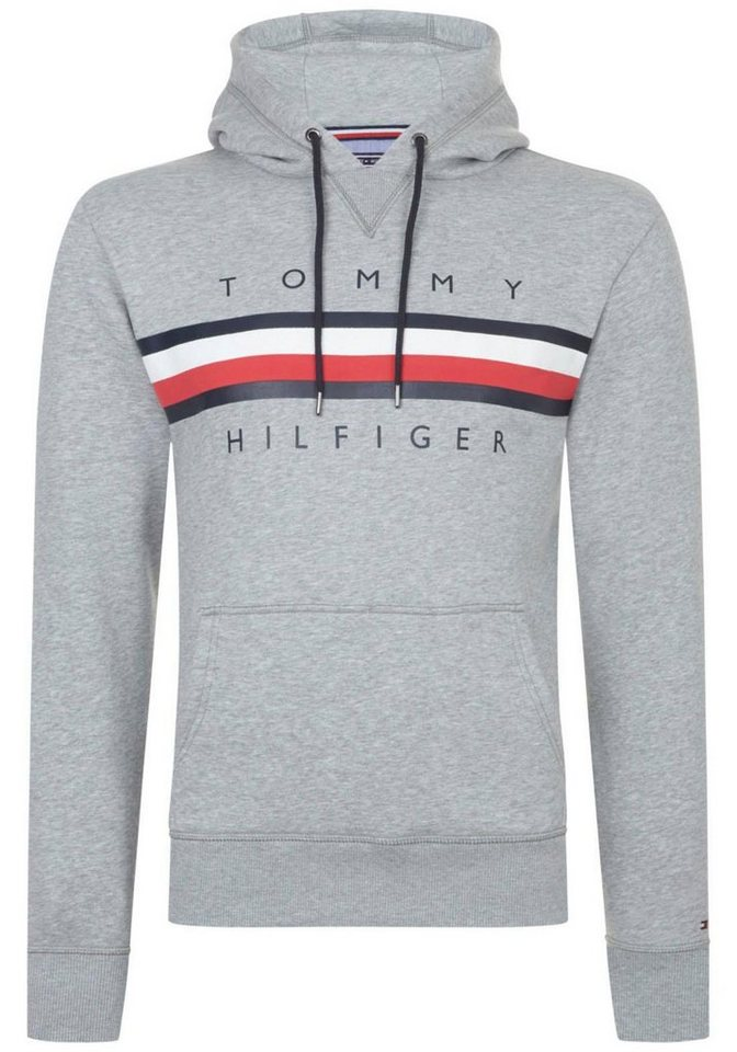 cd0a13048029 TOMMY HILFIGER Kapuzensweatshirt »Logo Hoody«   OTTO