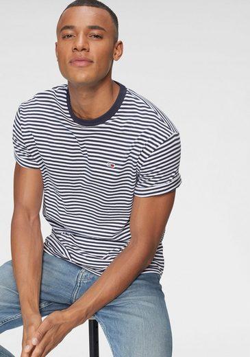 Tommy Jeans T-Shirt »TJM TOMMY CLASSICS STRIPE TEE«