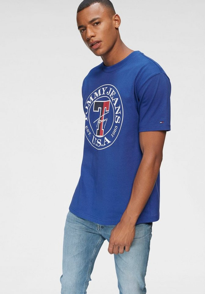 c97b36c7 Tommy Jeans T-Shirts »TJM TOMMY CIRCLE TEE« kaufen | OTTO