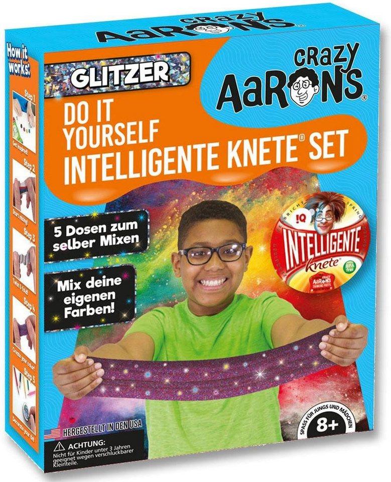Intelligente Knete Knetgummi Set,  Do it Yourself - Glitzer  online kaufen
