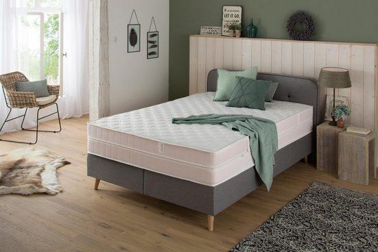 Komfortschaummatratze »Airy Form Luxus«, DI QUATTRO, 29 cm hoch, Die Matratze, die atmet. Extra hoch und komfortabel, Schnäppchenpreis
