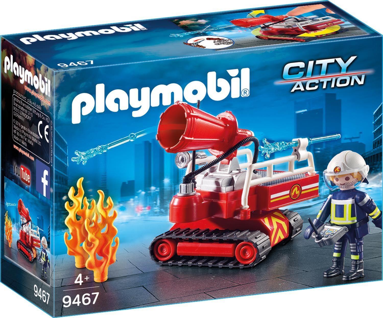 Playmobil® Feuerwehr-Löschroboter (9467), »City Action«