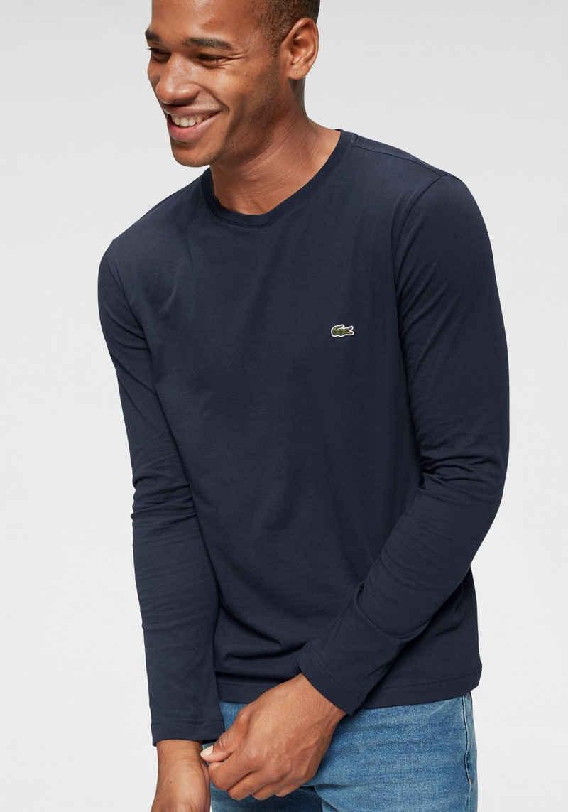 Lacoste Langarmshirt Jersey Qualität
