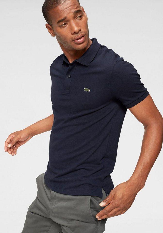 best service 36469 cc258 Lacoste Poloshirt »Slim Fit«, Mit kleiner Logobadges auf der Brust online  kaufen | OTTO