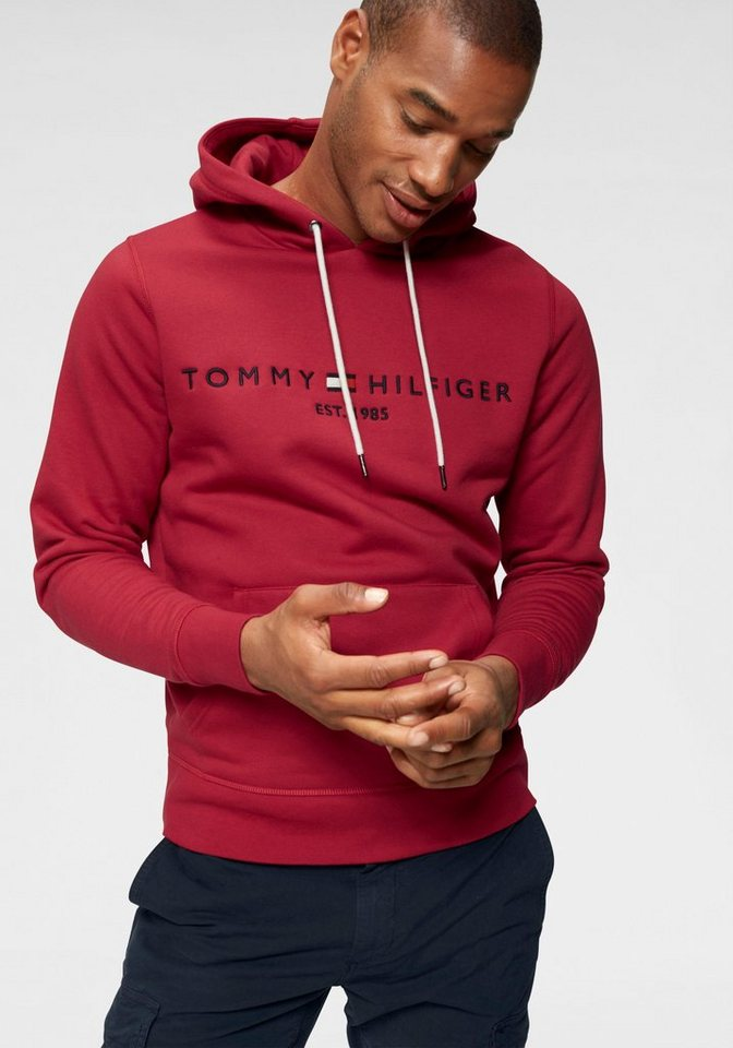 Tommy Hilfiger Sweater »TOMMY LOGO HOODY« kaufen   OTTO d36ed3fc48