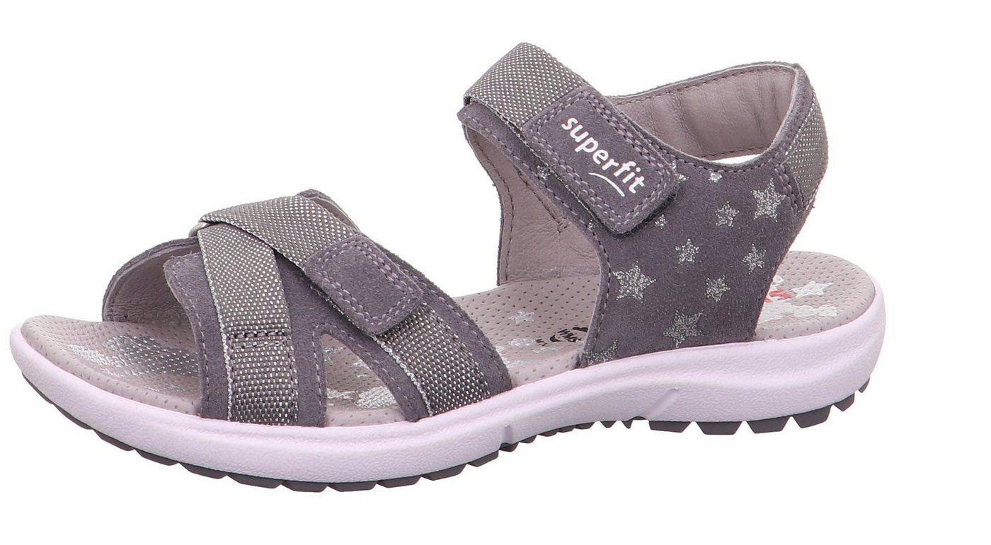 superfit -  »Rainbow« Sandale Mit WMS: Weiten-Meßsystem: mittel