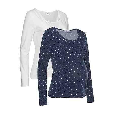 Umstandsshirts: Stillshirts