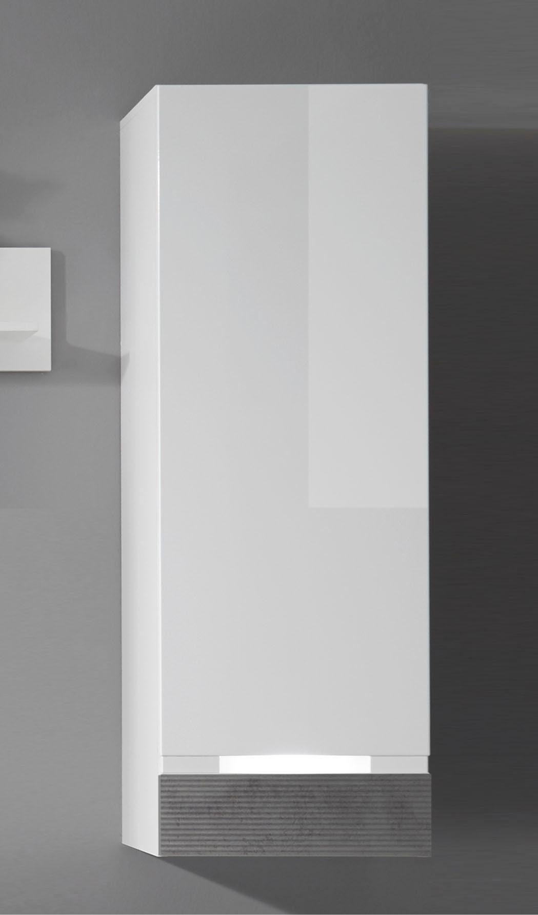 Stauraumschrank »CONZEPT ONE«, Höhe 128 cm