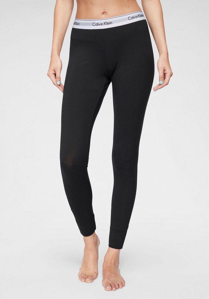 604be4c802019 Calvin Klein Leggings mit Logo-Bund online kaufen | OTTO