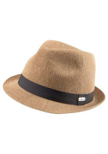 chillouts Trilby (1-St) Bardolino Hat, Größenverstellbar, Herrenhut