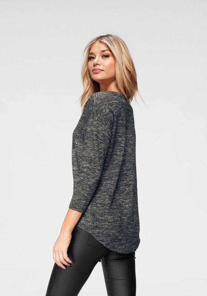 HaILY'S 3/4 Arm-Pullover »MILA«