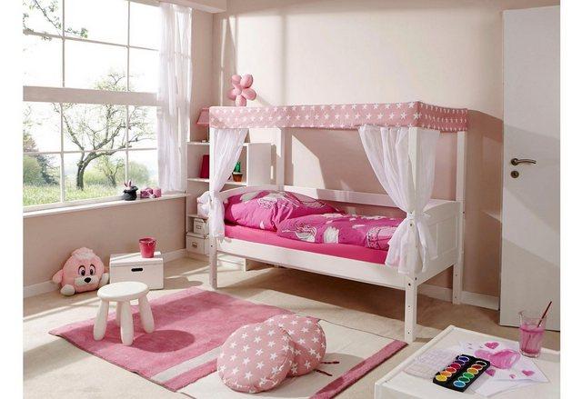 Ticaa Himmelbett »Lino« | Schlafzimmer > Betten > Himmelbetten | Ticaa
