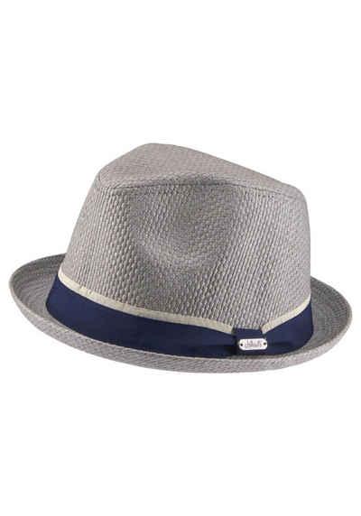 eb4e131d1c74f9 chillouts Strohhut (1-St) Richmond Hat, Herrenhut, Größenverstellbar
