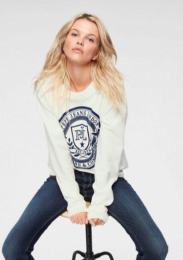 Pepe Jeans Sweatshirt »GABY L« mit College-Print