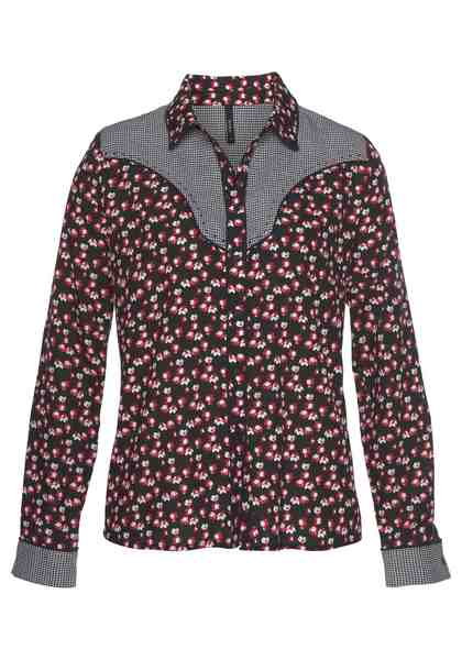 Pepe Jeans Druckbluse »BETSY« im Muster-Mix