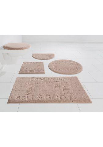 GRUND EXKLUSIV Vonios kilimėlis »Feel Well« aukštis 2...