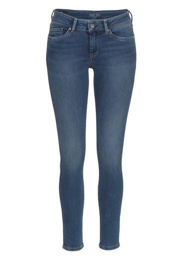 Mit fit jeans Skinny Stretch Pepe »pixie« Jeans anteil HxXwE1RTq