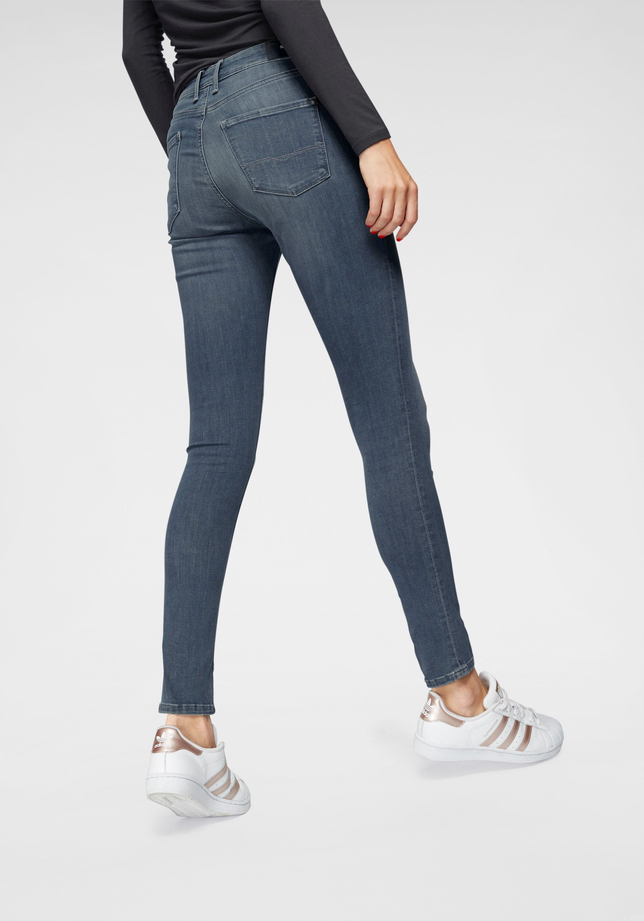 Pepe Jeans Skinny fit Jeans »REGENT« POWERFLEX mit High Waisted online kaufen   OTTO