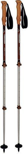Komperdell Wanderstock »Ridgehiker Cork Powerlock Compact Poles«