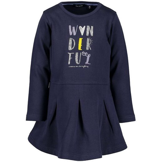 Blue Seven Kinder Sweatkleid