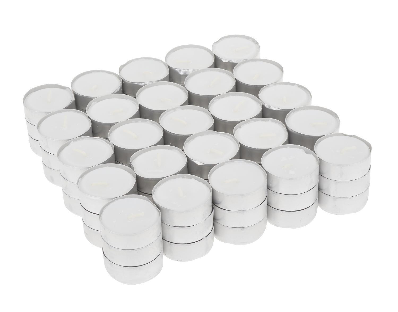 Teelichte ´´tea lights´´ 75 Stück | Dekoration > Kerzen und Kerzenständer > Teelichter | Aluminium