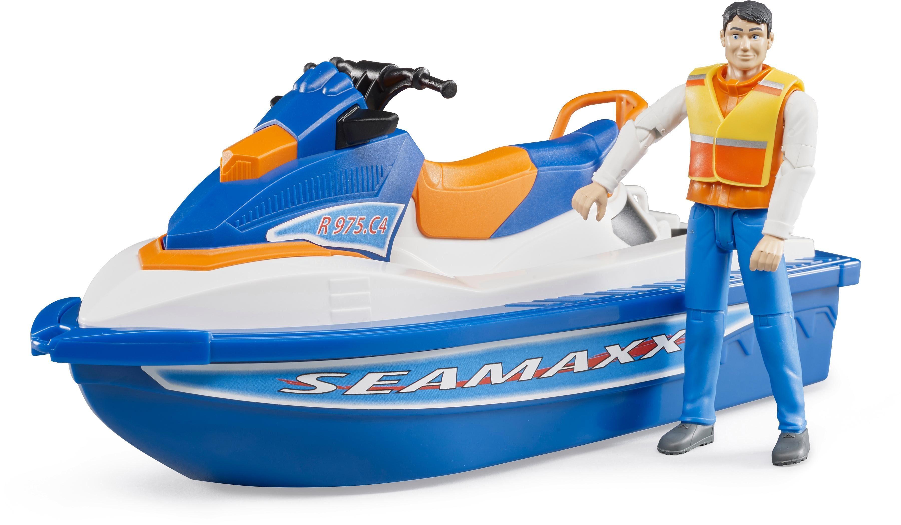 bruder® Jetski 63150, »Personal Water Craft mit Fahrer«
