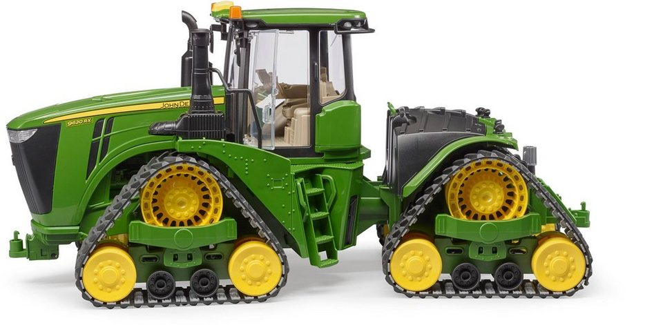 bruder traktor 04055 john deere 9620rx mit. Black Bedroom Furniture Sets. Home Design Ideas
