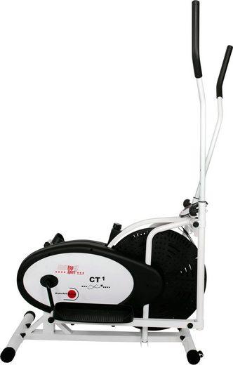 Christopeit Sport® Crosstrainer »CT 1«, 4- fach höhenverstellbare Handgriffe