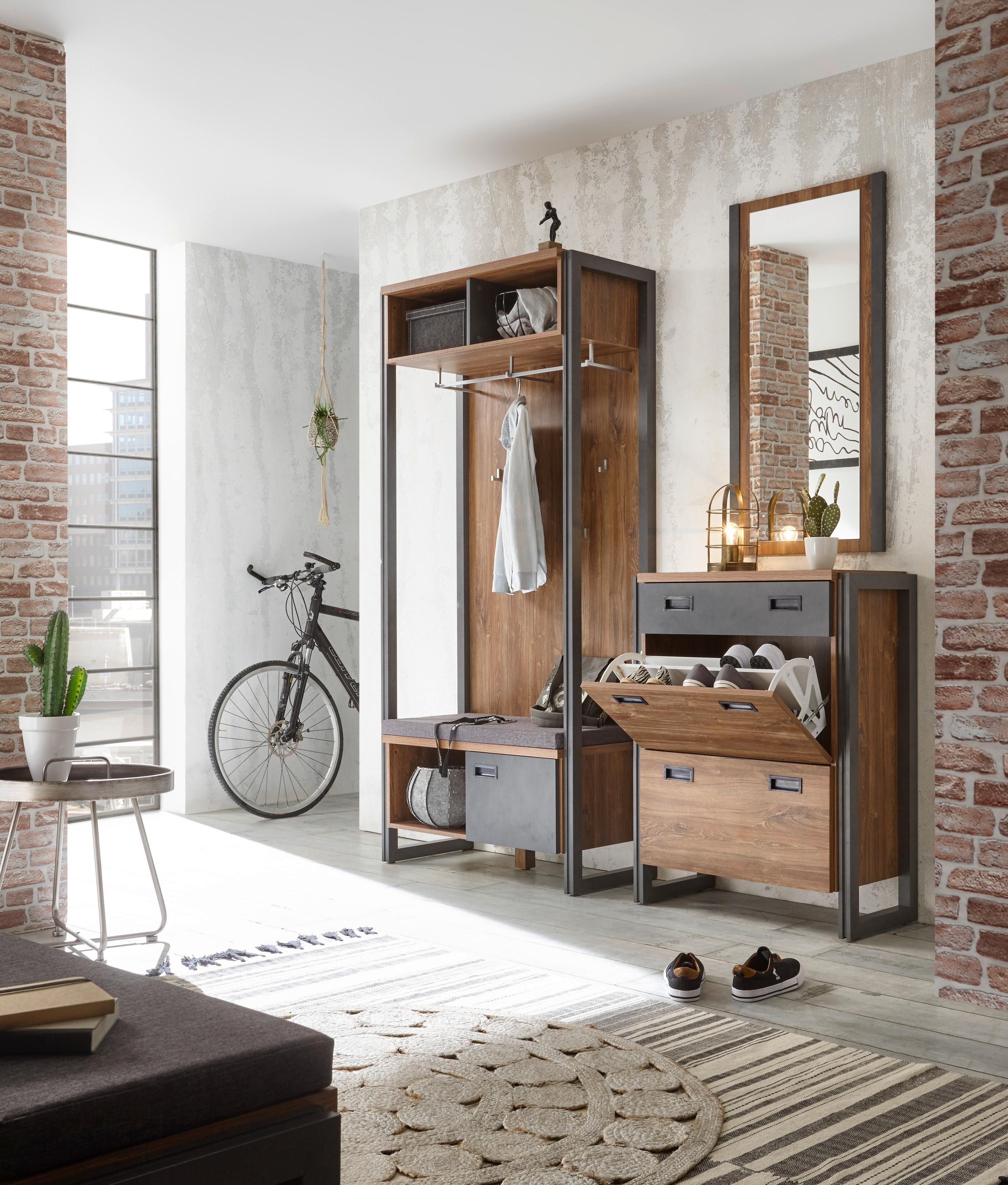 Home affaire Garderoben-Set »Detroit« (3-tlg.)