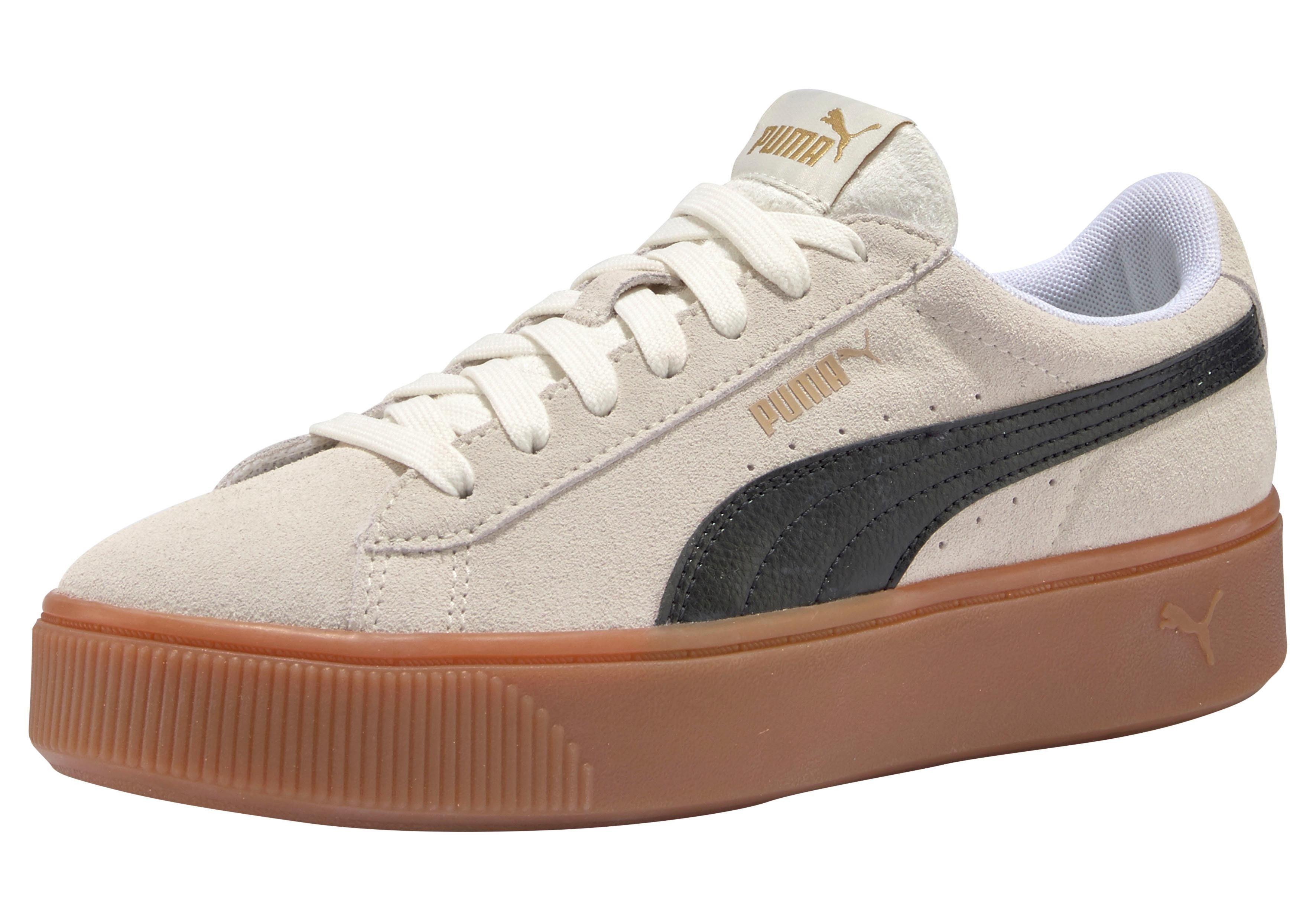 PUMA »Puma Vikky Stacked SD« Sneaker, Moderner Sneaker von PUMA online kaufen   OTTO
