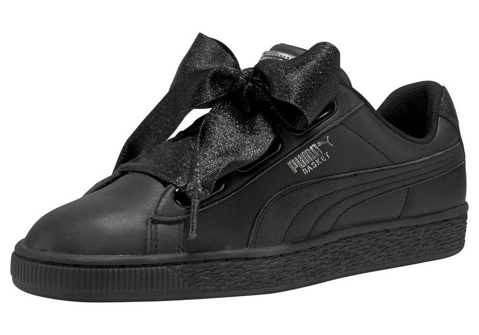 half off 6e498 595af PUMA »Basket Heart Bio Hacking« Sneaker