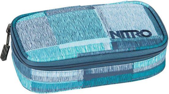 NITRO Federtasche »Pencil Case XL Zebra Ice«