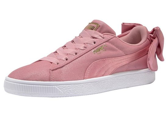 PUMA »Suede Bow Shimmer Wn's« Sneaker