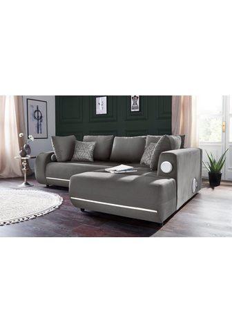 NOVA VIA Kampinė sofa