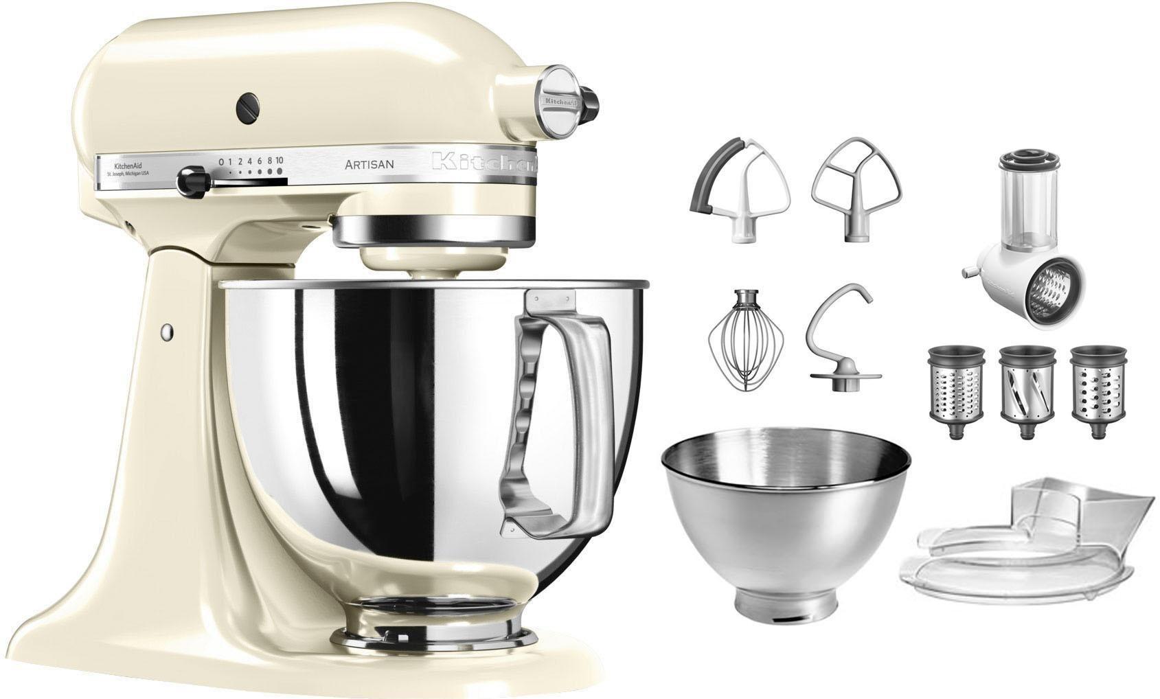 Kitchenaid Artisan Küchenmaschine Preisvergleich • Die besten ...