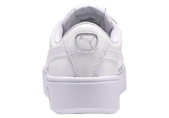 »puma L« Stacked Vikky Puma Sneaker 1w4TnYq