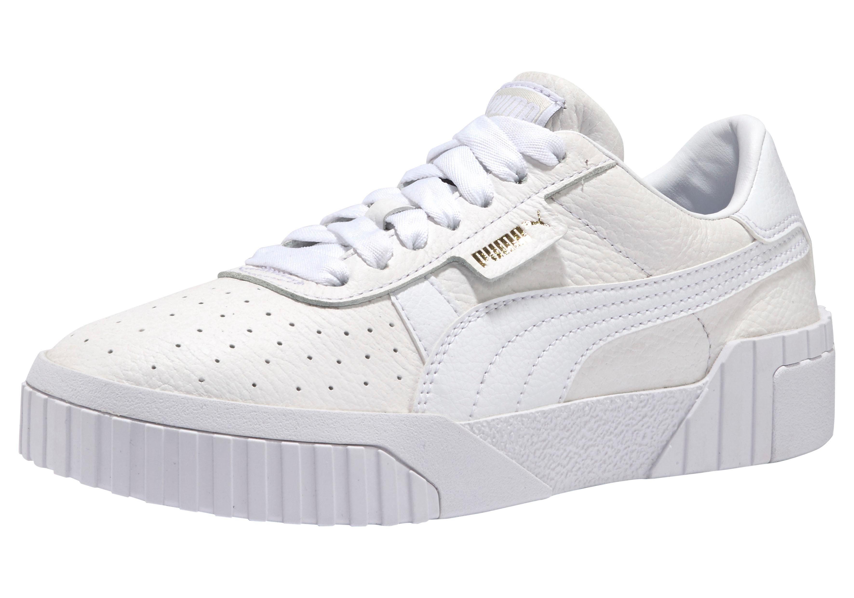 PUMA »Cali Wn's« Sneaker, Weiches Obermaterial aus Leder online kaufen |  OTTO